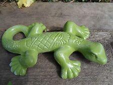 Gostatue MOLD latex with plastic backup fancy lizard gecko mold
