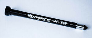 STECKACHSE-X-12-142mm-HINTERRAD-unter-anderem-CUBE-HAIBIKE-Rahmen-Syntace-org