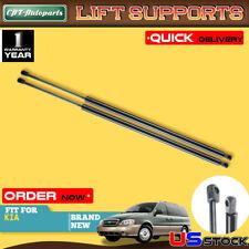 2pcs Rear Liftgate Hatch Gas Strut Lift Support Fit 02-05 Kia Sedona