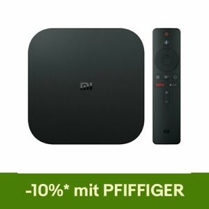 Xiaomi Mi Box S TV Box Android 8.1 2Go+8Go 4K HDR Set Top Media Play EU Version