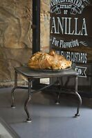 Metal Footed Riser Display Serving Tray Cake Stand