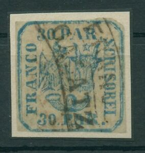 Romania-1862-Mi-10-I-X-Postmarked-Used-More-See-Shop-1