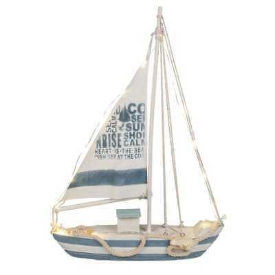 Holz Schiffsschraube B-Ware Wanddeko Maritim Deko Shabby Landhausstil 56 cm