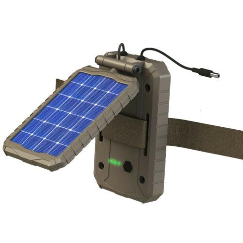Stealth Cam Sol-Pak solaire 1000 mAh Batterie Li-Ion Power Pack