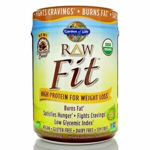 Garden Of Life Raw Organic Fit Sprout Plant Protein Powder Chocolate Flavor 658010116039 Ebay