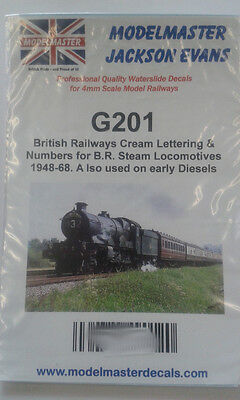 BR 1948-60s Numbers for ex wooden private owner wagons Modelmaster MM4672 L1