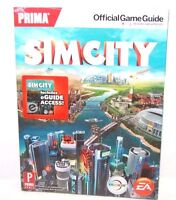 Simcity : Prima Official Game Guide By Prima Games Staff And David Knight