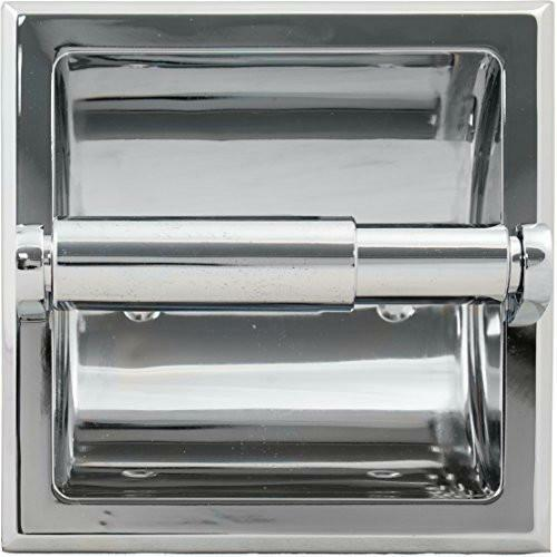Taymor Chrome Toilet Paper Holder Deep Recessed For Sale Online Ebay