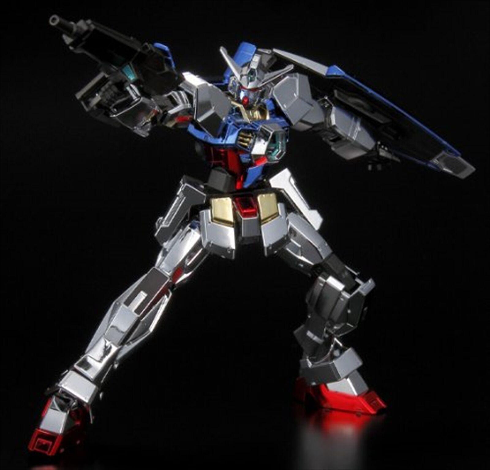 HG 1 144 Gundam AGE-1 Normal color Plated Ver. Gunpla Expo Limited Model Kit