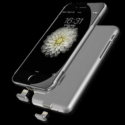 Top Slim Power Bank Battery Backup Charger Case For iPhone 6 6S/Plus+ Cover Skin