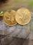 Flying Andean Condor  USA made cufflinks CHILE 10 Centesimos 1964 coins