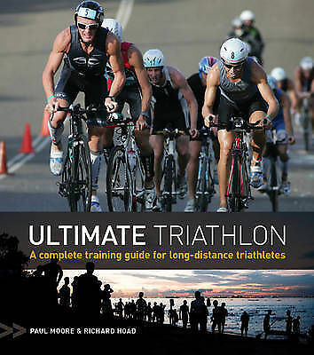 1 of 1 - ULTIMATE TRIATHLON : Long-distance Triathletes : WH2 R6B PB 163 : NEW : FREE P&H