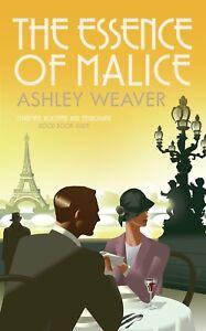 Ashley-Weaver-The-Essence-de-Malice-Tout-Neuf-Livraison-Gratuite-Ru