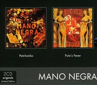 Mano Negra - Patchanka/puta's Fever [new Cd] Portugal - Import