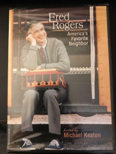 Fred Rogers Americas Favorite Neighbor Dvd 2004 For Sale Online Ebay