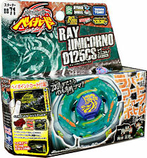 Takara Tomy Beyblade Metal Fusion BB71 Ray Striker Unicorno D125CS Loose