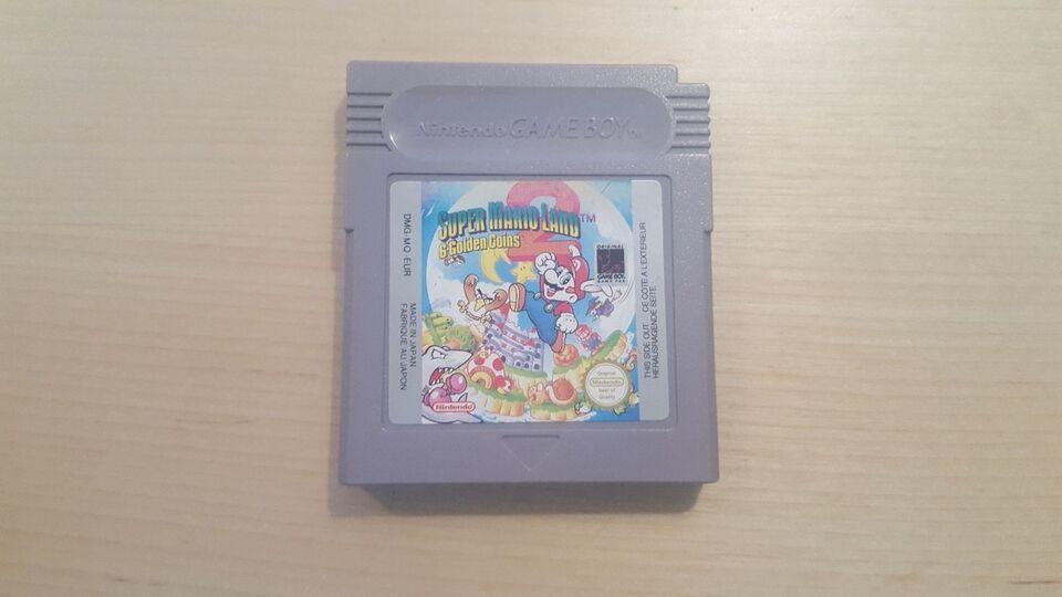 Super Mario Land 2, Gameboy