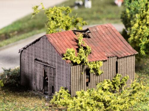 MU n-h00174 Réparations Grange-ziegeldach-PISTE N-Neuf