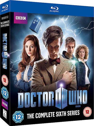 Doctor Who Serie 6 Blu-Ray Neu Blu-Ray (BBCBD0153)