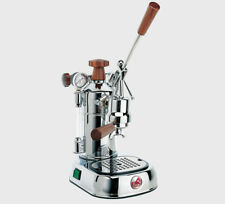 La Pavoni Professional Plh Manual Lever Espresso Coffee Machine Chrome 220v