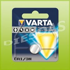 1 Stk. Varta CR1/3N Lithium Mangan Knopf Batterie 3 Volt DL1/3N 2L76 LiMn 1er Bl