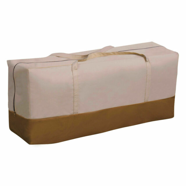 Waterproof Cushion Storage Bag Outdoor Patio Furniture Protection New