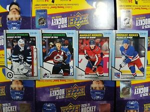 2020-21 O-Pee-Chee Update Blue Border (601-650) - YOU PICK FROM LIST