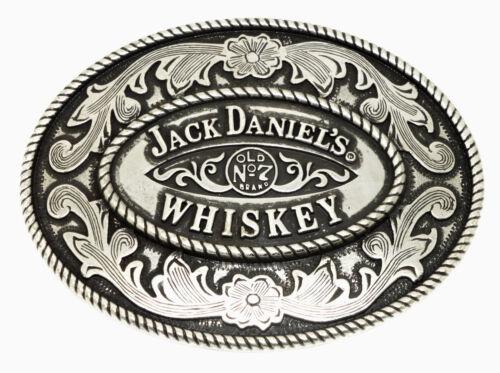 Jack Daniel/'s boucle de ceinture old nº 7 brand women/'s authentic licence officielle