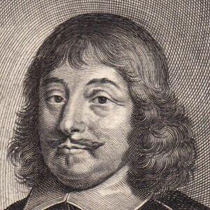 Portrait-XVIIe-Jacques-Amelot-Marquis-De-Mauregard-Amelot-Conseiller-Moncornet