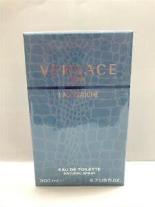 Versace-Man-Eau-Fraiche-6-7-oz-200-ml-Eau-de-Toilette-Spray-Men-Sealed