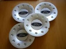 4x Ford Alloy Wheel Center Hub Caps ST220 Mondeo MK3 etc