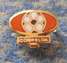 CLUB DEPORTES COBRELOA CALAMA CHILE FOOTBALL SOCCER 1980's SMALL ENAMEL PIN