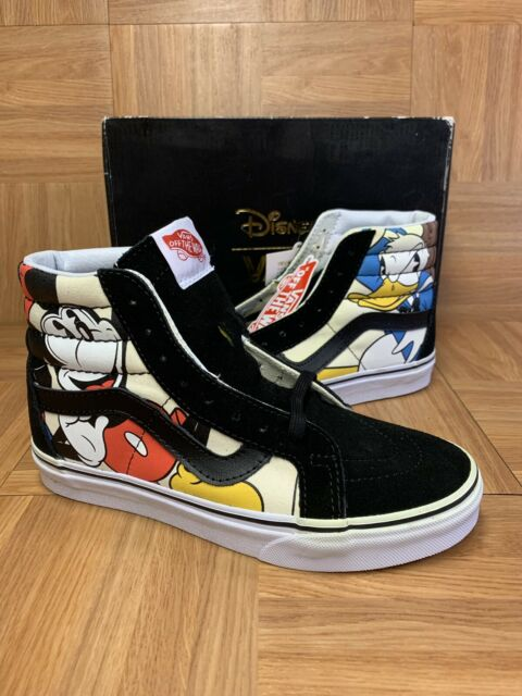 NWD🔥 VANS Sk8-Hi Disney Mickey and