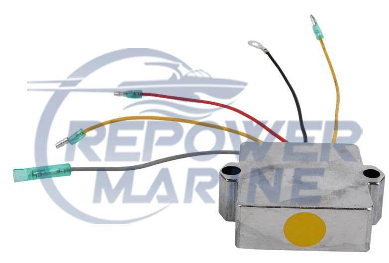 Spannungsregler für Mercury, Mariner, Force Outboard. Repl : 883071