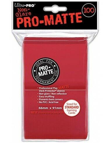 Ultra Pro Fundas Pro Matte 100
