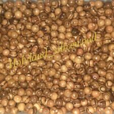 600 ~ TOP QUALITY Olive Wood 5mm Round Beads Polished Rosary Jewelry Bethlehem