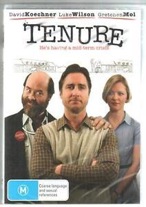 DVD-TENURE-New-R4-Gretchen-Mol-M-Coarse-Language-amp-Sexual-References