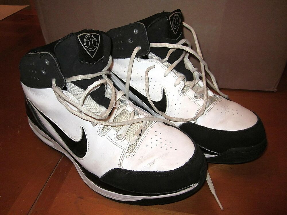 NIKE DREAM high-tops tennis chaussures Taille 10 basketball KOBE BRYANT athlétique retro
