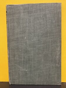 Edwin Orr: The Ubiquitous Ulsterman Hardcover 1947 Newman Watts (Author) vg cond