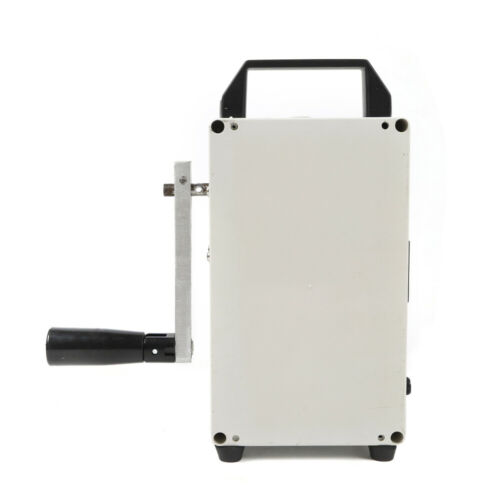 Details about  /150W 10C Hand Crank Generator Emergency USB Charger SOS Camping Outdoor Survival