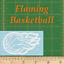 Flaming Sports Balls Vinyl Car Window Decals 3½/'/'×2/'/'