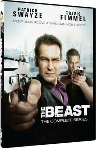 The-Beast-2009-The-Complete-Series-Patrick-Swayze-2-Disc-DVD-NEW