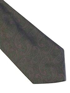 "A-Land Necktie Music Notes Tie Purple Gold Glitter Band Conductor Teacher 54/""x4/"""