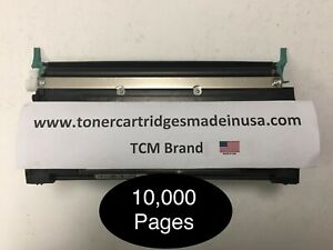 Black Toner Eagle Re-Manufactured Toner Cartridges Compatible with Lexmark X746 X746de X748 X748de X748dte X746H1KG