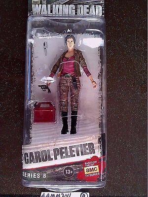1//6 Carol Peletier Head Sculpt The Walking Dead Battle Version USA IN STOCK