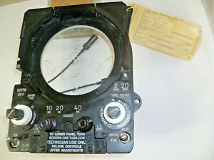 PANEL-INDICATOR Part of Direct View Indicator F-104