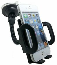Universal Car Cradle Holder Windshield Mount Stand For Cell Phone Iphone Samsung