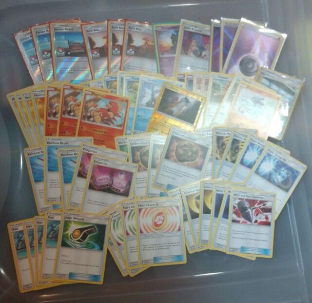 100 Card Bundle ALL Pokemon no Trainers//Energy Includes RARES//Promos//holos