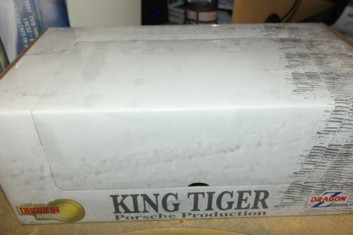 DRAGON ARMOR 1:35 KING TIGER PORSCHE PRODUCTION  1944   61007