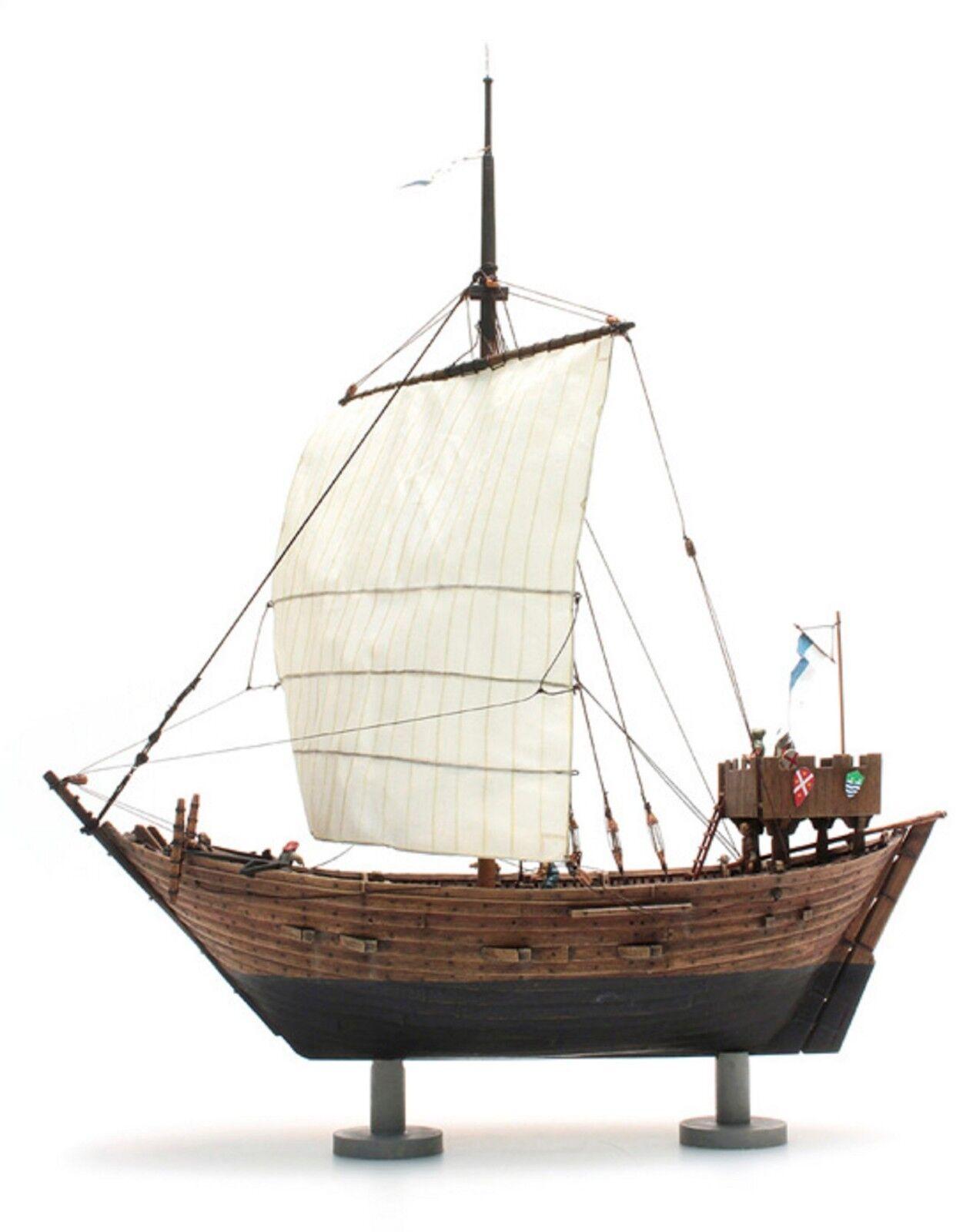divertiti con uno sconto del 30-50% Artitec Artitec Artitec 50.134 Kogge 14 secolo h0 1 87 KIT smontati resin nave a vela  alto sconto